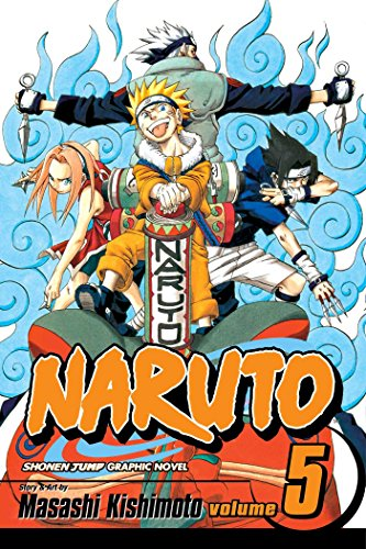 (Naruto, Vol. 5: The Challengers)