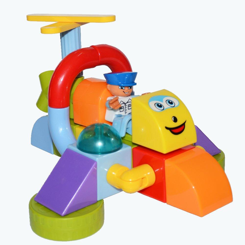 Magnetic Building Blocks,36-Piece Kids Toys Set for Kids