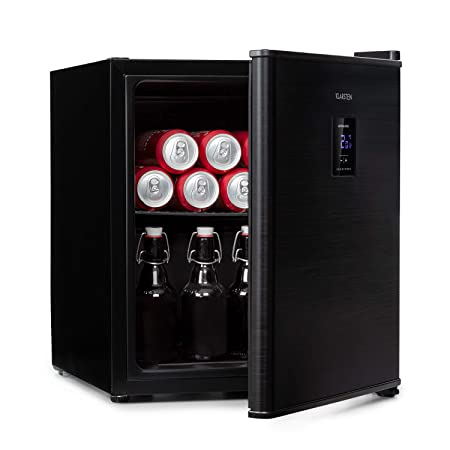 Klarstein Beer Baron nevera de bebidas - 46 litros de volumen ...