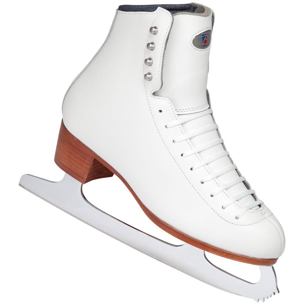Riedell Edge Junior Girls Figure Skates with Eclipse Astra Blades