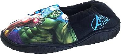 Marvel Avengers Boys Light Up Slippers