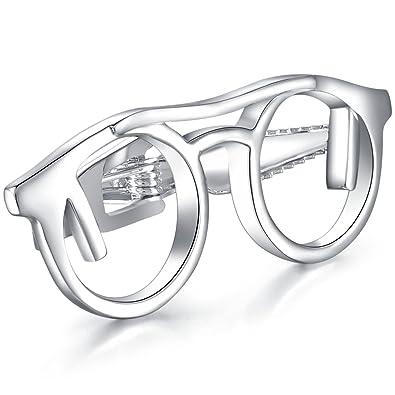 Honey Bear gafas Clip Pasador de corbata -Talla normal Para Hombre ...