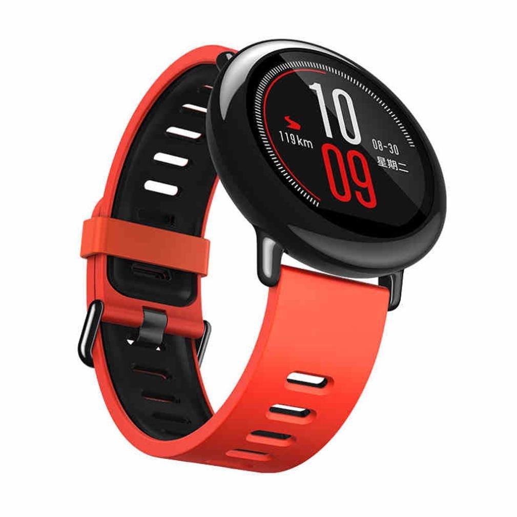 Alonea Fashion Sports Silicone Bracelet Strap Band For Xiaomi Huami Amazfit A1602