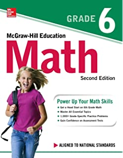 Amazon com: 6th, Sixth Grade Math Curriculum Bundle - Lessons eBook