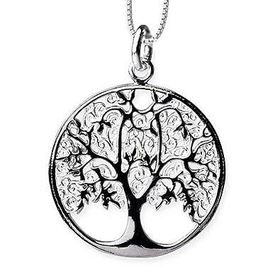 Darkdragon Anhänger Baum Des Lebens Keltischer Lebensbaum Weltenbaum