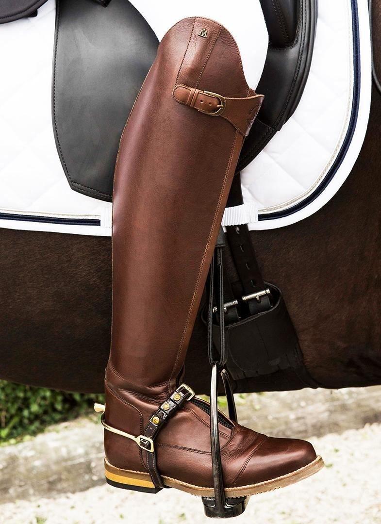 braun Mountain Horse Estelle Stiefel braun