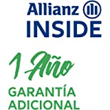 Allianz Inside, 1 año de Garantía Adicional para Equipos electrónicos de Limpieza con un Valor de 100,00 € a 149,99 €