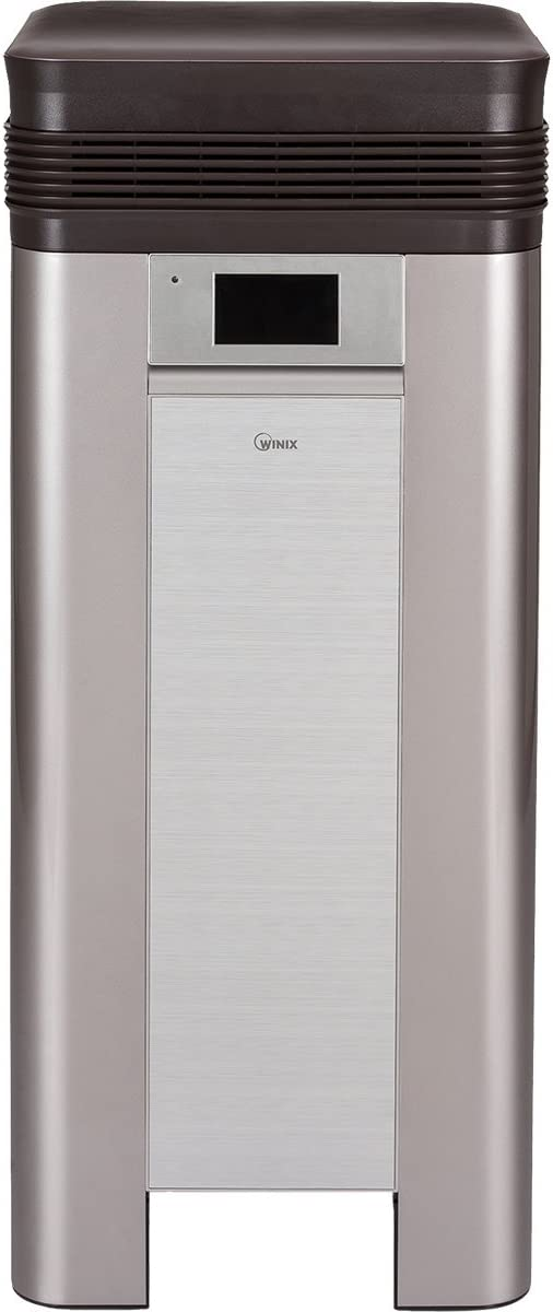 Winix T1 Professional Air Purifier, Brushed Aluminum