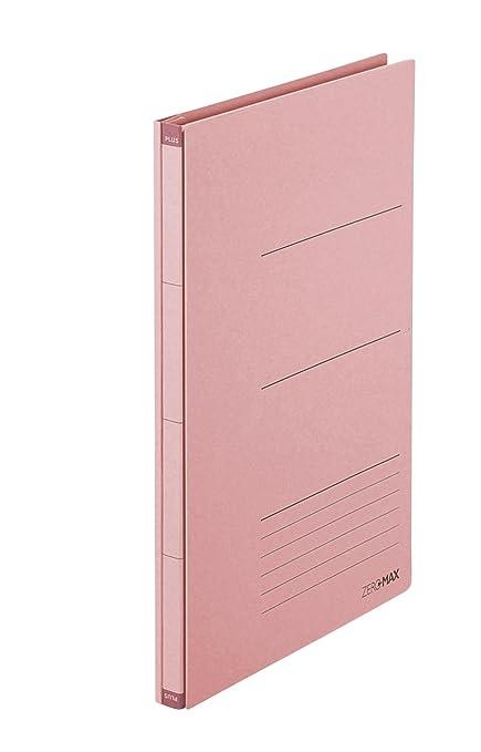 7 opinioni per PLUS Japan Zero Max cartella salvaspazio larghezza extra A4 rosa, estendibile
