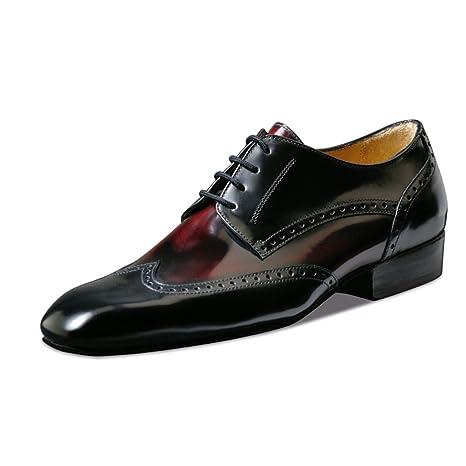 Epoca Zapatos Nueva Tangosalsa De Piel Hombre Baile Belgrano HED29I