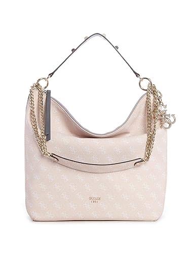 GUESS Mia Logo Hobo Bag: Amazon.co.uk: Shoes & Bags