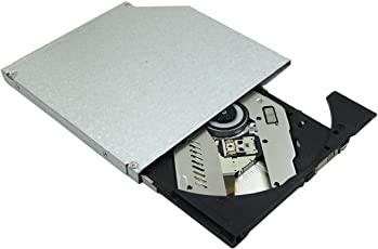 Brand New for Lenovo Asus Acer Laptop Dual Layer 8X DVD RW RAM DL Burner LG HL GUA0N Super Multi 24X CD-RW Writer Internal 9.0mm 9.2mm Slim Tray Loading SATA Optical Drive