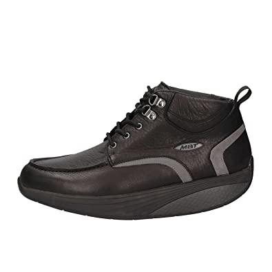 innovative design b62de 55d5d Mbt JELANI CHILL II LOW Homme Noir Noir - Chaussures Mocassins Homme  GH8HUA1Z - destrainspourtous.fr
