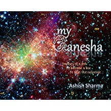My Ganesha: Journey of a dot... to become a line, to align the universe...