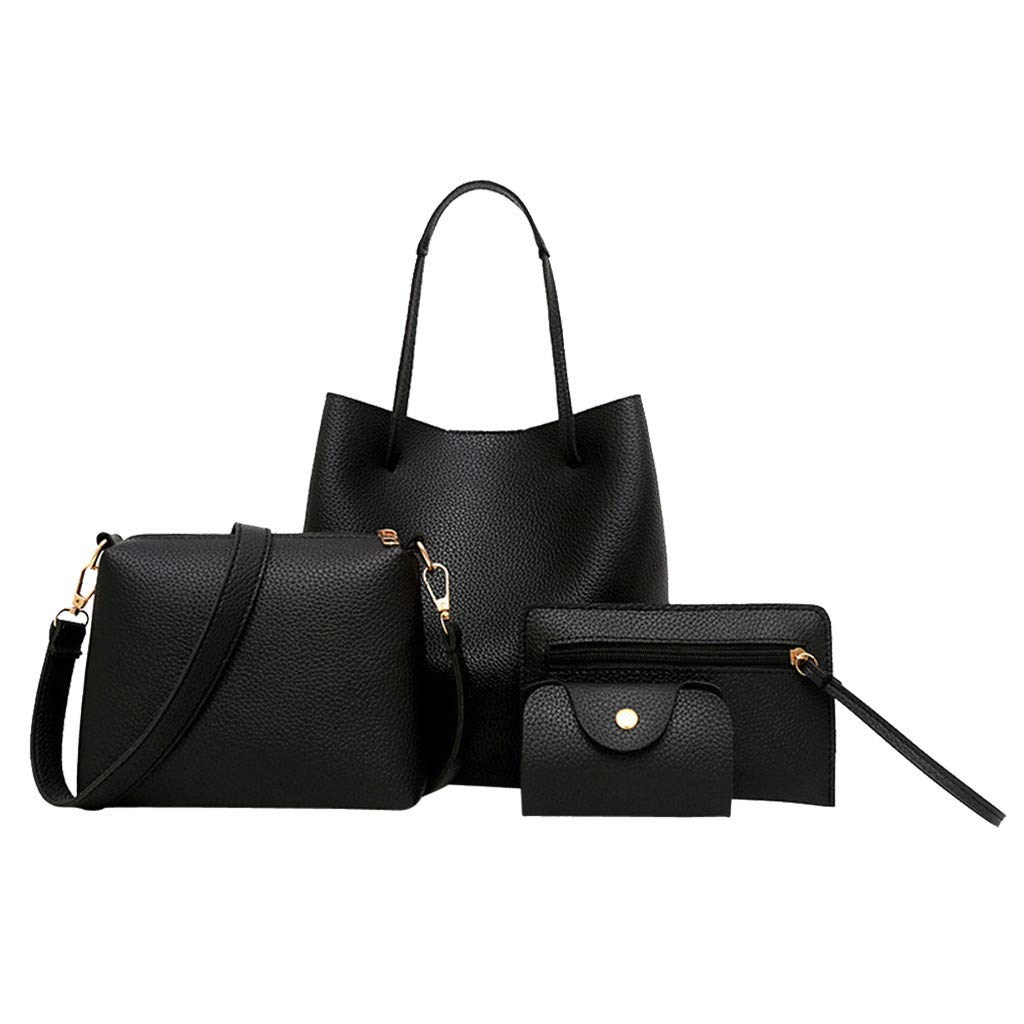 4pcs Women Fashion Handbags