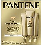 Pantene Intense Rescue Shots Ampoules 3 Count (2 Pack)