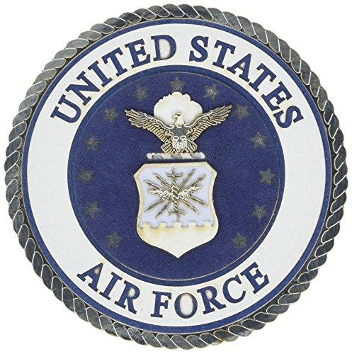 UNIFORMED U.S. Air Force Emblem Die Cut