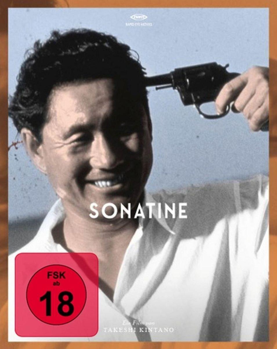 Sonatine (OmU) [Blu ray] [Special Edition]: Amazon.it