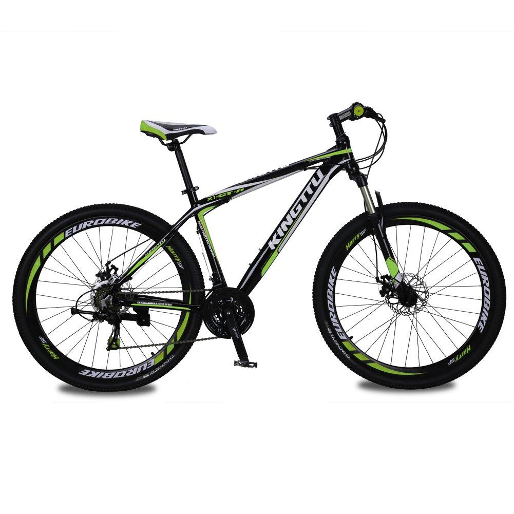 Kingttu Gtr Mountain Bike Offroad Bicycle Mtb Cycling 27.5 Inch Wheel Aluminu.. 16