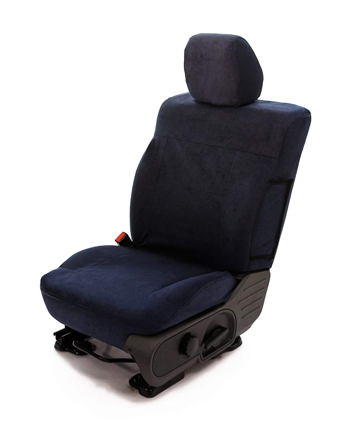 Saddleman S 179798-03 Blue Custom Made Rear 60//40 Split Bench with 3 adj headrests Seat Covers