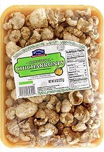 HCF Deli Style Original Chicharrones Pork Cracklins - 7.5 oz