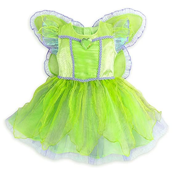 Disney Store Tinker Bell Tinkerbell Costume Baby Size 18 - 24 Months 2T 2017  sc 1 st  Amazon.com & Amazon.com: Disney Store Tinker Bell Tinkerbell Costume Baby Size 18 ...