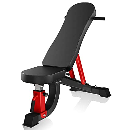 Amazon youten lbs adjustable bench press for abs exercise