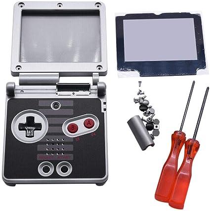 Amazon.com: Meijunter - Carcasa para consola Gameboy Advance ...
