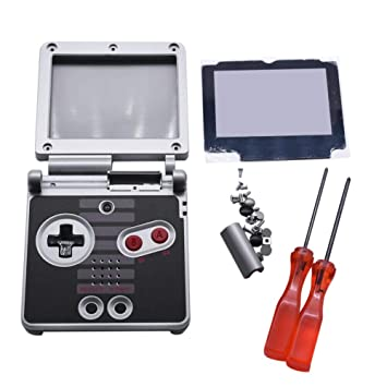 Amazon.com: Meijunter - Carcasa para consola Gameboy Advance ...
