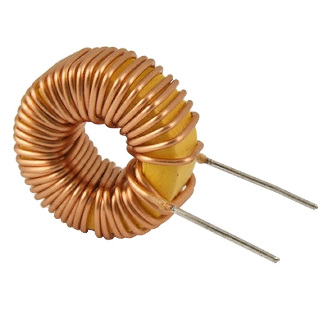 uxcell 100 uH 14.5mm x 6mm DIP Ring Winding Inductors 10 Pcs