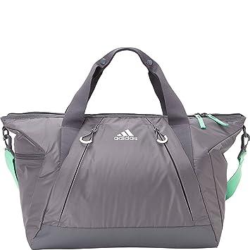 a82df23444961a Amazon.com | adidas Studio II Duffel (Onix/Green Glow/Grey Two) | Sports  Duffels