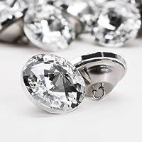 100x 20mm cristal Diament cristal diamante Effect silla