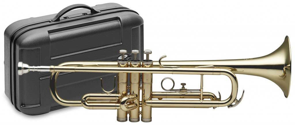 Stagg WS - TR215 Bb Trumpet with Case