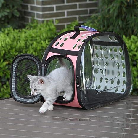 starter Mochila para Mascotas - Bolsa De Transporte Perros Gatos Mascotas Viaje Medidas Transportin Perro Gato