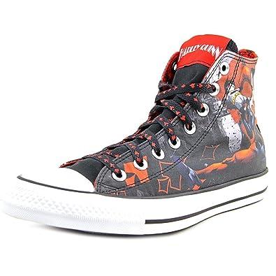 415accdb17d5 Converse DC Comics Harley Quinn Chuck Taylor AllSatr Sneakers (9 B(M) US