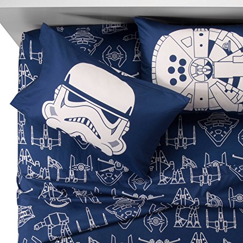 Star Wars Blue & White Icon Sheet Set (Full)