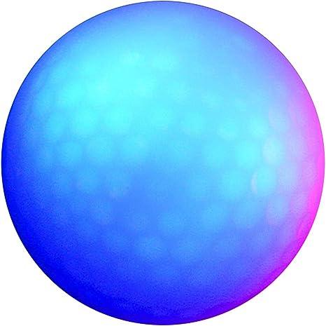 Borlai 1 Unid 7 Colores Iluminados Pelota de Golf Led Intermitente ...