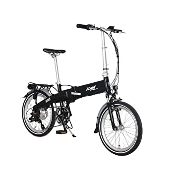 Bicicleta electrica plegable smart
