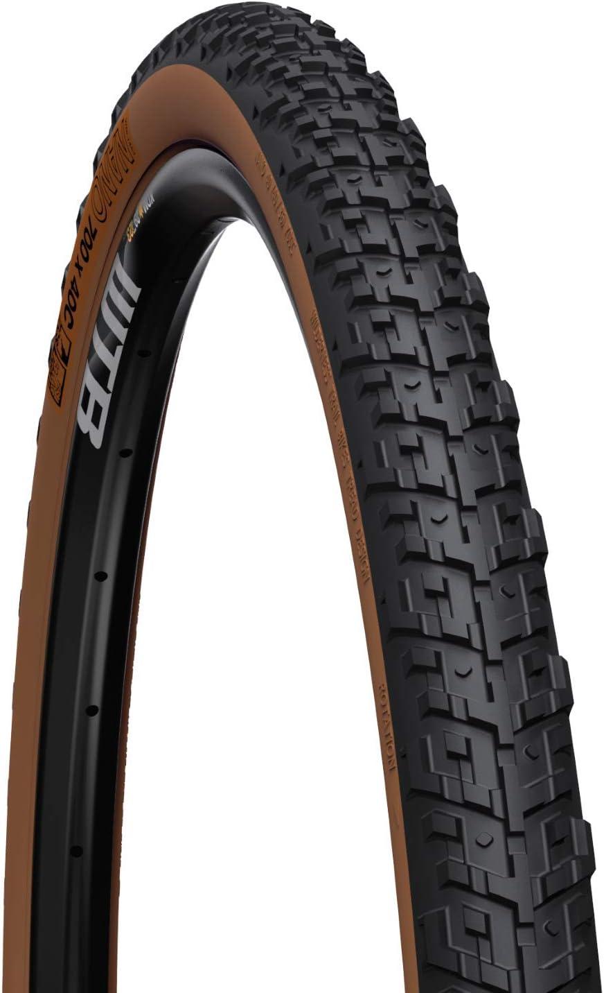 WTB Nano 700 x 40c TCS Light Fast Roll Tire (tan sidewall)