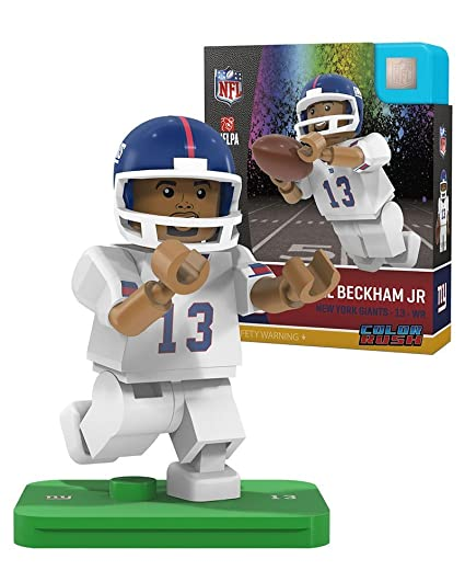 Eli Manning New York Giants Color Rush OYO Sport G4 Series 8 Figure Minifigure