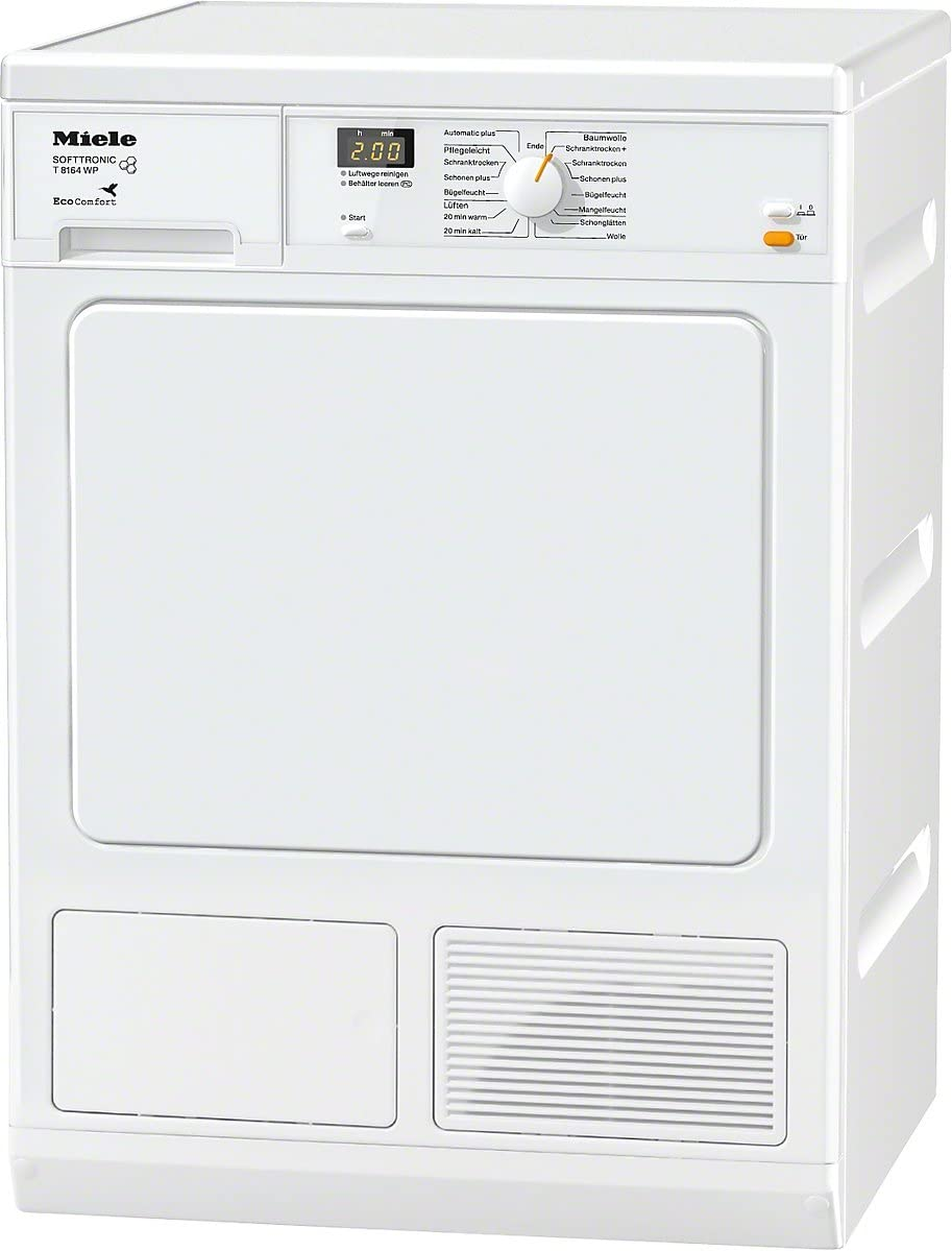 Miele T 8164 WP EcoComfort - Secadora (Independiente, Superior ...