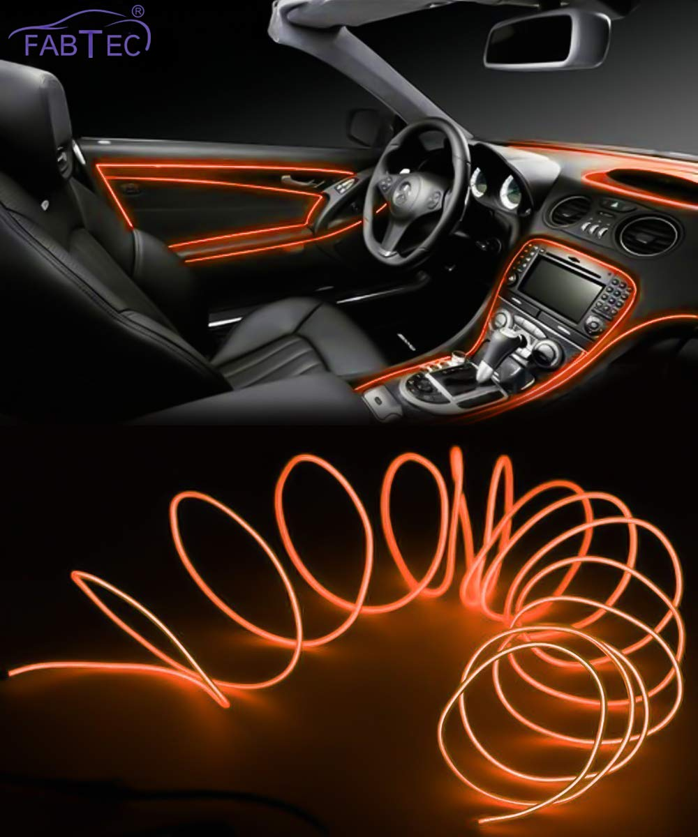 Fabtec El Wire Car Interior Light Ambien Buy Online In Kenya At Desertcart