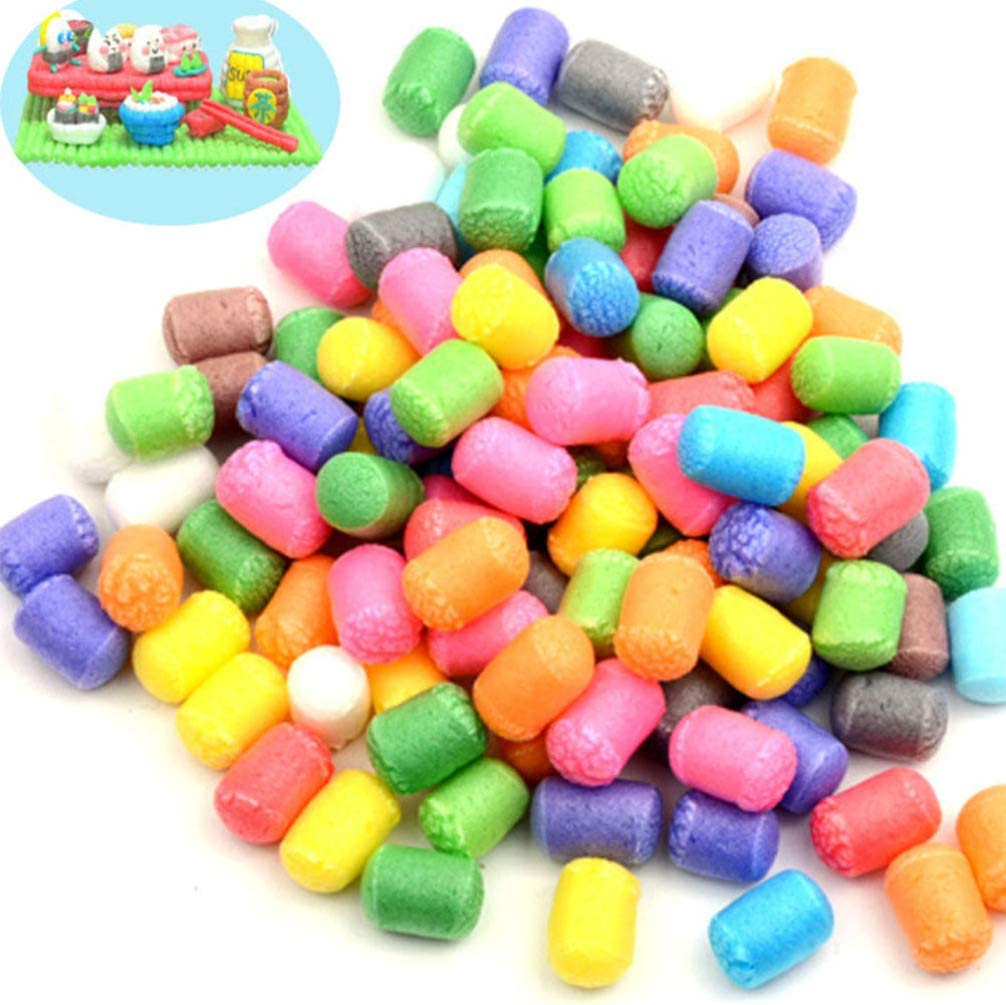 HEALLILY DIY Modeling Magic Air Dry Clay Ultra Light Plasticine Clay for Kids 300pcs