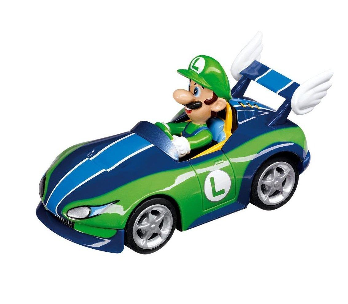 Pull back action mariokart wii luigi de carrera - Voiture mario kart 7 ...