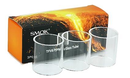 Original Smok TFV8 Pyrex Ersatzglas (packung von 3) - 6ml - 25.5mm Enthält Kein Nikotin