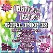 Girl Pop 32 [8+8-song CD+G]