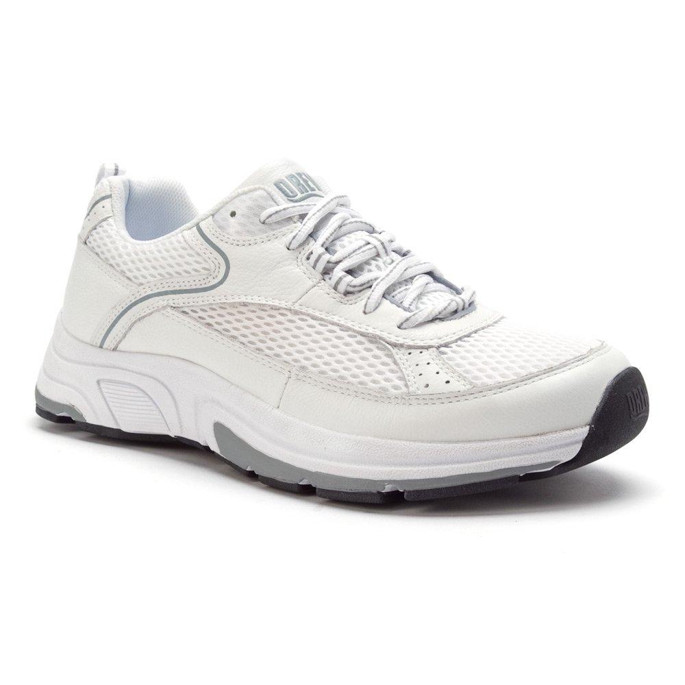 Drew Shoe Men's Aaron Oxford B0045TPP0C 12.5 W US|White/Silver