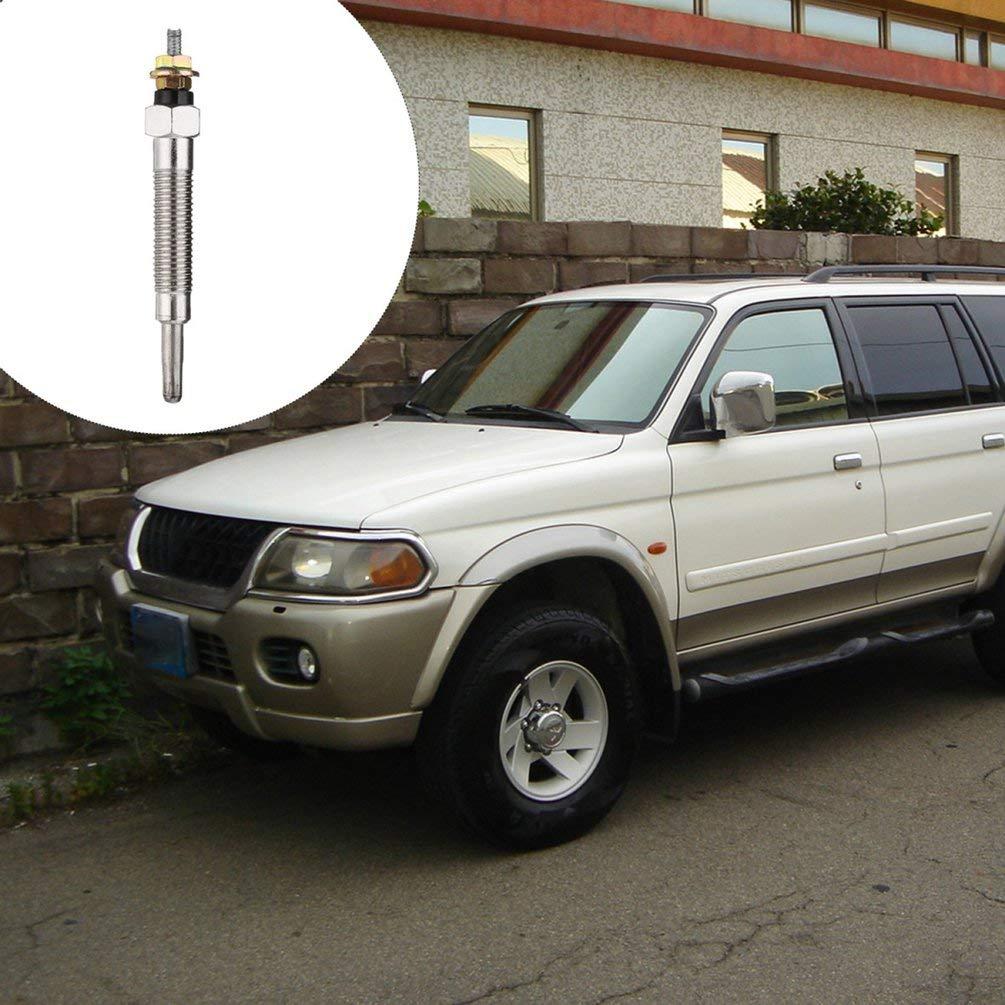 FCGV Bujías de precalentamiento de Calentador Diesel sólido y práctico 4X Profesional para Mitsubishi - marrón: Amazon.es: Hogar