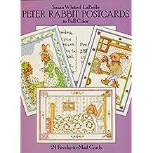 Peter Rabbit Postcards in Fullcolor