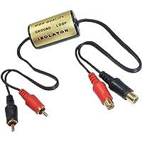 Filtro acústico con audiofrecuencia Coche Masa Filtro Nivel